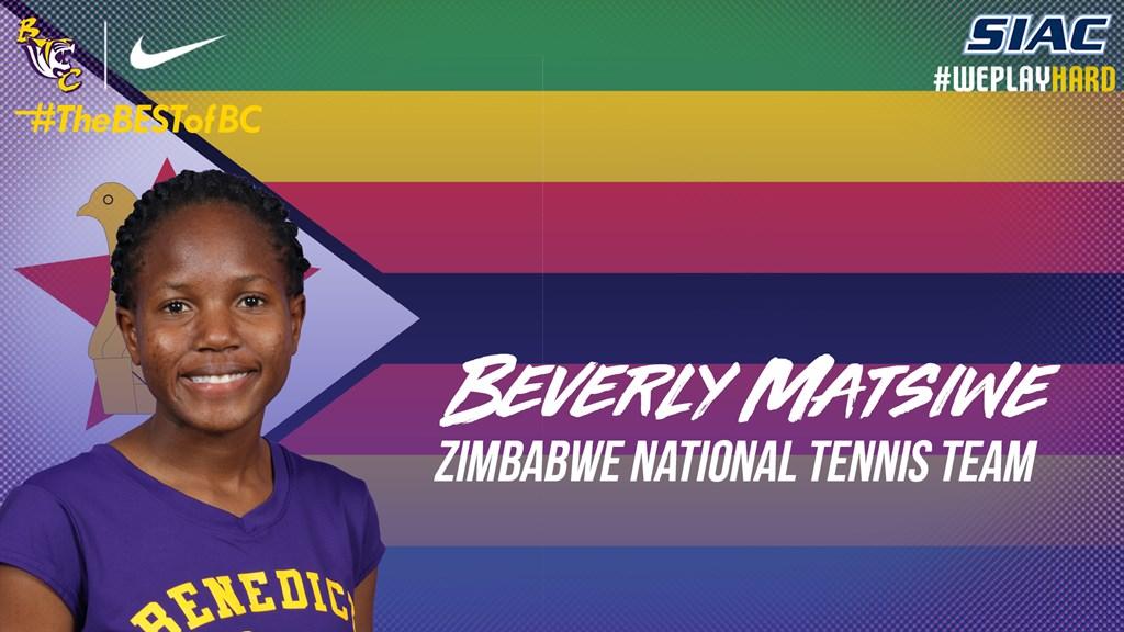 differently 39621 84aca Benedict's Matsiwe To Participate On Zimbabwe National Team ...